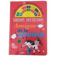 SONIDOS DIVERTIDOS. AMIGOS DE LA GRANJA