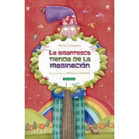 LA GIGANTESCA TIENDA DE LA IMAGINACION