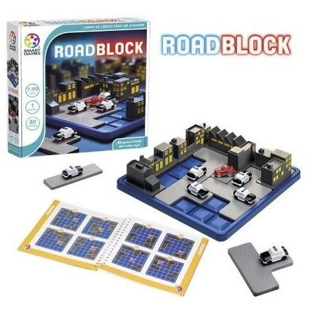ROAD BLOCK. Juego de lógica