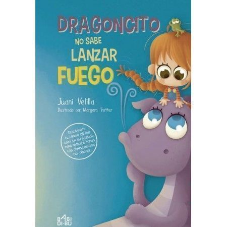 DRAGONCITO NO SABE LANZAR FUEGO