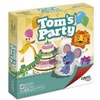 Juego cooperativo Tom´s Party