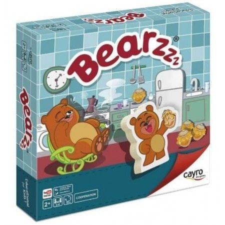Juego cooperativo Bearzzz