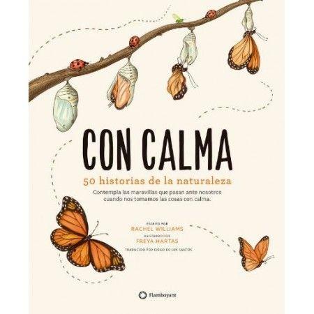 CON CALMA (50 historias de la naturaleza)
