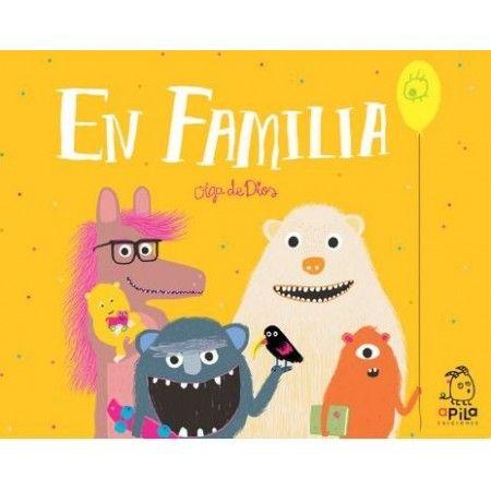 EN FAMILIA (Olga de Dios)