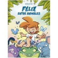 FÉLIX ENTRE ANIMALES (Cómic)