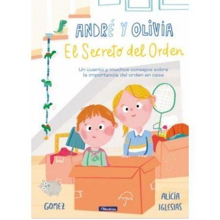 ANDRÉ Y OLIVIA. EL SECRETO DEL ORDEN