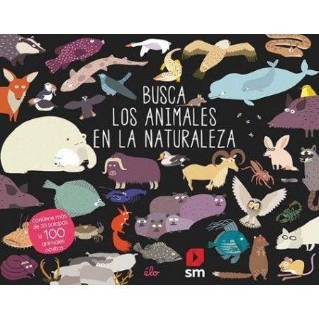 BUSCA LOS ANIMALES DE LA NATURALEZA