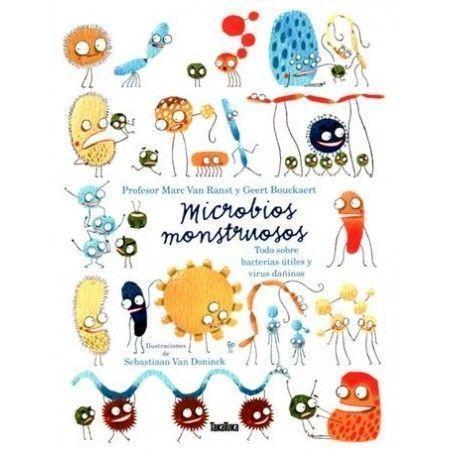 MICROBIOS MOSNTRUOSOS