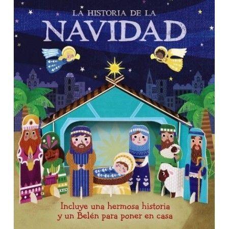 LA HISTORIA DE LA NAVIDAD (Bruño)