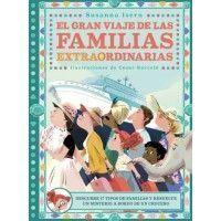 EL GRAN VIAJE DE LAS FAMILIAS EXTRAORDINARIAS