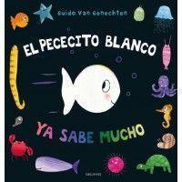 EL PECECITO BLANCO YA SABE MUCHO