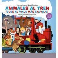ANIMALES AL TREN (Benji Davies)