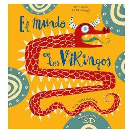EL MUNDO DE LOS VIKINGOS (VVKIDS)