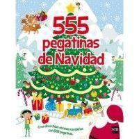 555 pegatinas de Navidad