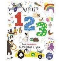 POP-UP 123. LOS NUMEROS DE MANCHAS Y TUGA