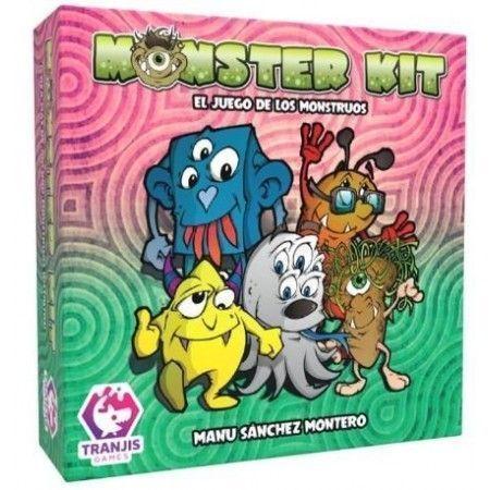 Monster kit juego de cartas
