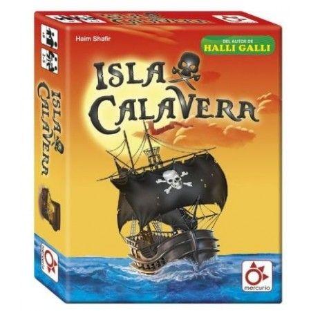 Isla Calavera juego de cartas