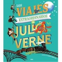 LOS VIAJES EXTRAORDINARIOS DE JULIO VERNE