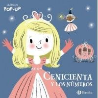CLASICOS POP UP. CENICIENTA Y LOS NUMEROS