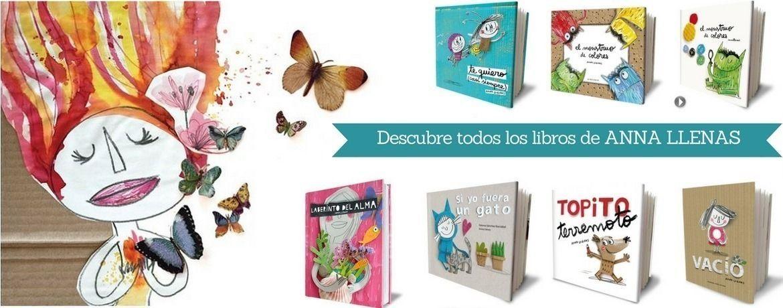 Libros de Anna Llenas